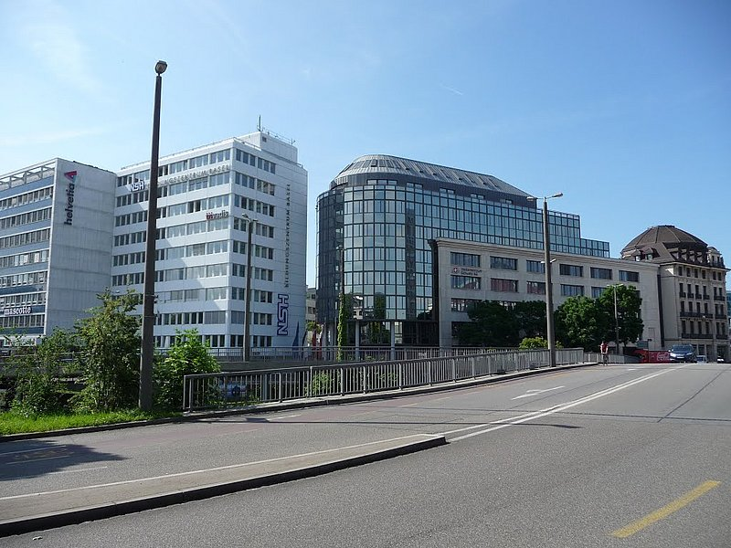 FFHS Campus in Basel